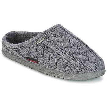 Topánky Muži Papuče Giesswein NEUDAU Antracitová