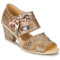 Topánky Ženy Sandále Eject LILI Béžová