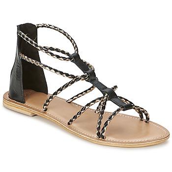 Topánky Ženy Sandále Eden MAYRA čierna