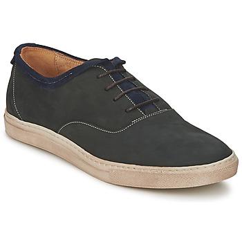 Topánky Muži Nízke tenisky Schmoove ESCAPE LOW Čierna / Námornícka modrá