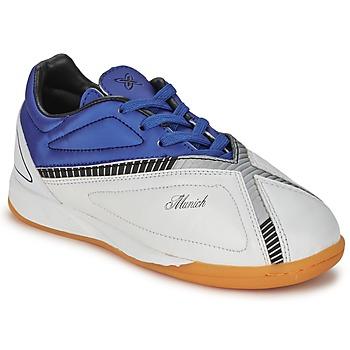 Topánky Dievčatá Futbalové kopačky Munich Sports FLOW KID Modrá