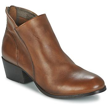 Topánky Ženy Čižmičky Hudson  Hnedá