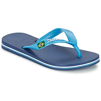 Topánky Deti Žabky Ipanema CLASSICA BRASIL II Modrá
