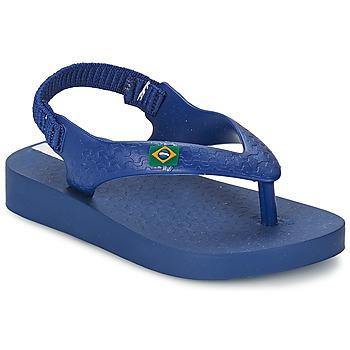 Topánky Deti Sandále Ipanema CLASSICA BRASIL BABY Modrá