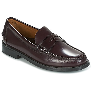 Topánky Muži Mokasíny Sebago GRANT Baklažánová