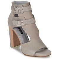 Topánky Ženy Sandále Miista ELIZABETH šedá