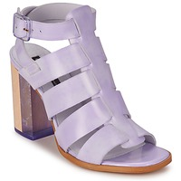Topánky Ženy Sandále Miista ISABELLA Levanduľová