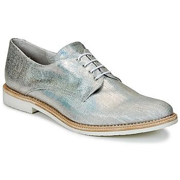 Topánky Ženy Derbie Miista ZOE Strieborná / Sparkling