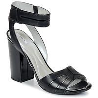 Topánky Ženy Sandále Geox NOLINA čierna