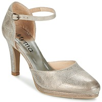 Topánky Ženy Sandále Myma LUBBO Metalická