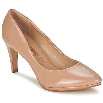 Topánky Ženy Lodičky Buffalo PIKKIMA Svetlá telová
