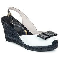 Topánky Ženy Sandále RAS FROI Čierna / Biela