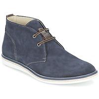 Topánky Muži Polokozačky Lloyd ALBANY Námornícka modrá