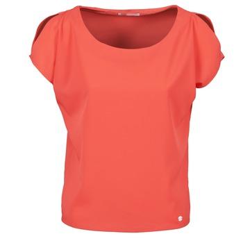 Oblečenie Ženy Tričká s krátkym rukávom Les P'tites Bombes S145003 červená