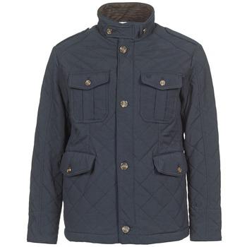 Oblečenie Muži Parky Serge Blanco PRESTON Námornícka modrá