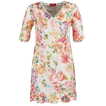 Oblečenie Ženy Krátke šaty Derhy EBULLITION Krémová