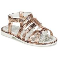 Topánky Dievčatá Sandále Primigi LUZ Bronzová