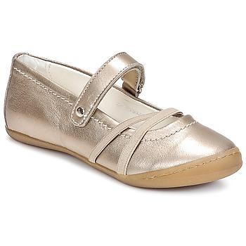 Topánky Dievčatá Balerínky a babies Primigi LISBONA 1-E Bronzová