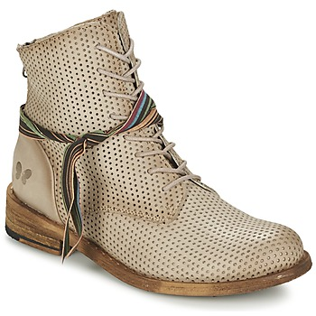 Topánky Ženy Polokozačky Felmini EZDUNE Béžová