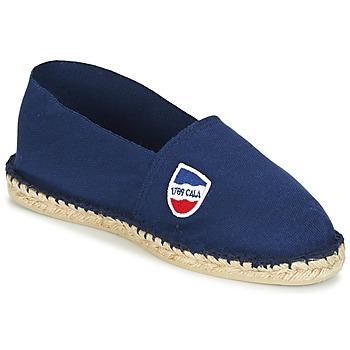 Topánky Muži Espadrilky 1789 Cala CLASSIQUE Modrá indigová