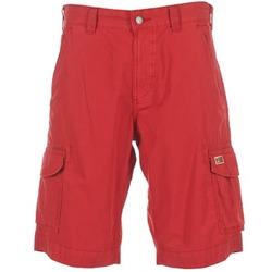 Oblečenie Muži Šortky a bermudy Napapijri PORTES A Červená