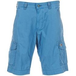 Oblečenie Muži Šortky a bermudy Napapijri PORTES A Modrá