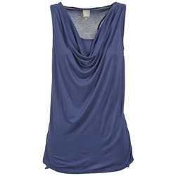 Oblečenie Ženy Tielka a tričká bez rukávov Bench DUPLE Modrá