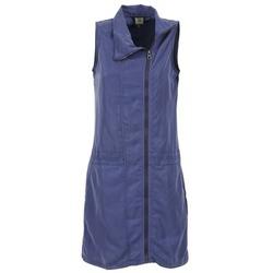 Oblečenie Ženy Krátke šaty Bench EASY Modrá