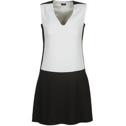 Oblečenie Ženy Krátke šaty Joseph DORIA čierna / Biela