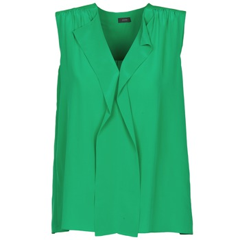 Oblečenie Ženy Tielka a tričká bez rukávov Joseph DANTE Zelená