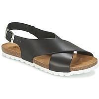 Topánky Ženy Sandále Dixie OLBIA čierna