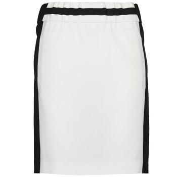 Oblečenie Ženy Sukňa Joseph RIA-TECHNO čierna / Biela
