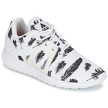 Topánky Nízke tenisky Asfvlt SUPERTECH Biela / čierna