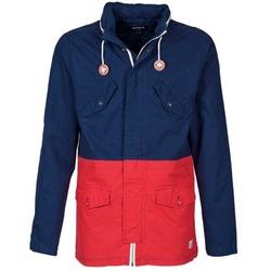 Oblečenie Muži Bundy  Nixon PI Námornícka modrá / Červená