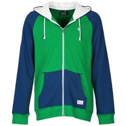 Oblečenie Muži Mikiny Nixon ANCHOR Modrá / Zelená