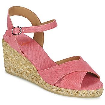 Topánky Ženy Sandále Castaner BLAUDELL Koralová / Ružová