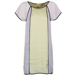 Oblečenie Ženy Krátke šaty Chipie FREGENAL Žltá / Šedá
