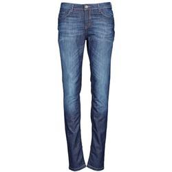 Oblečenie Ženy Džínsy Slim Chipie NIEBLA Modrá