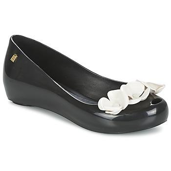 Topánky Ženy Balerínky a babies Melissa ULTRAGIRL XI čierna / Biela