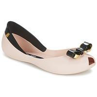 Topánky Ženy Balerínky a babies Melissa QUEEN IV Ružová / čierna