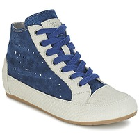 Topánky Ženy Členkové tenisky Tosca Blu CITRINO Námornícka modrá