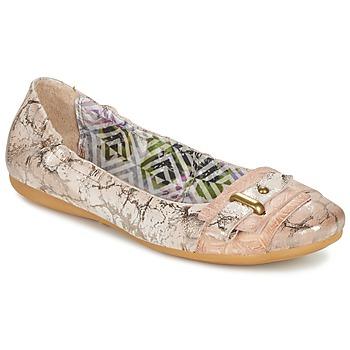 Topánky Ženy Balerínky a babies Mjus CHANTAL Ružová