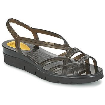 Topánky Ženy Sandále Lemon Jelly MIAKI Čierna