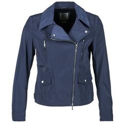 Oblečenie Ženy Bundy  Geox ZIPUL Námornícka modrá