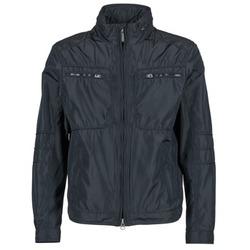 Oblečenie Muži Bundy  Geox SEMMA čierna