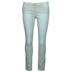Oblečenie Ženy Džínsy Slim Acquaverde SCARLETT Modrá