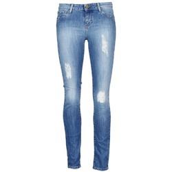 Oblečenie Ženy Nohavice 7/8 a 3/4 Acquaverde SCARLETT Modrá