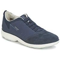 Topánky Ženy Nízke tenisky Geox NEBULA C Námornícka modrá