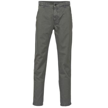 Oblečenie Muži Nohavice päťvreckové Benetton GUATUIE šedá