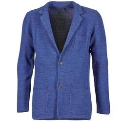 Oblečenie Muži Saká a blejzre Benetton BLIZINE Námornícka modrá